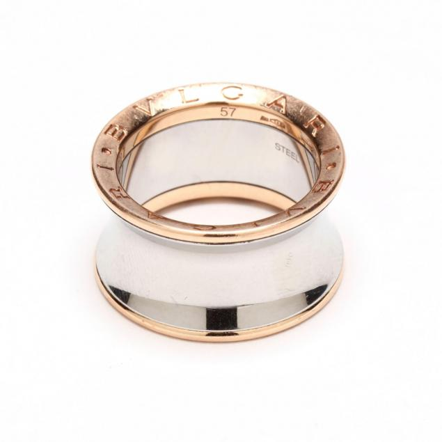 18kt-rose-gold-and-steel-ring-bulgari