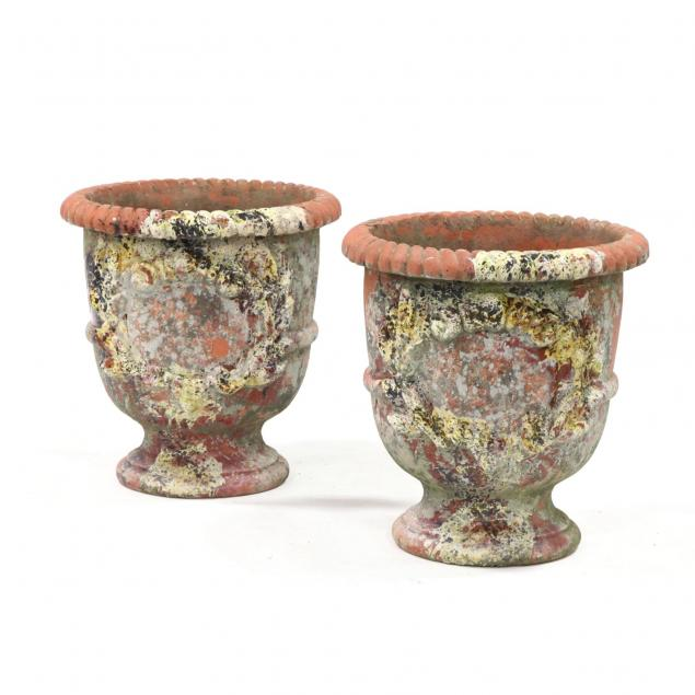 pair-of-large-antiqued-glaze-terra-cotta-garden-urns