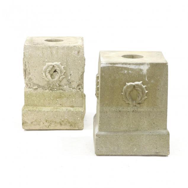 pair-of-cast-stone-garden-pedestals
