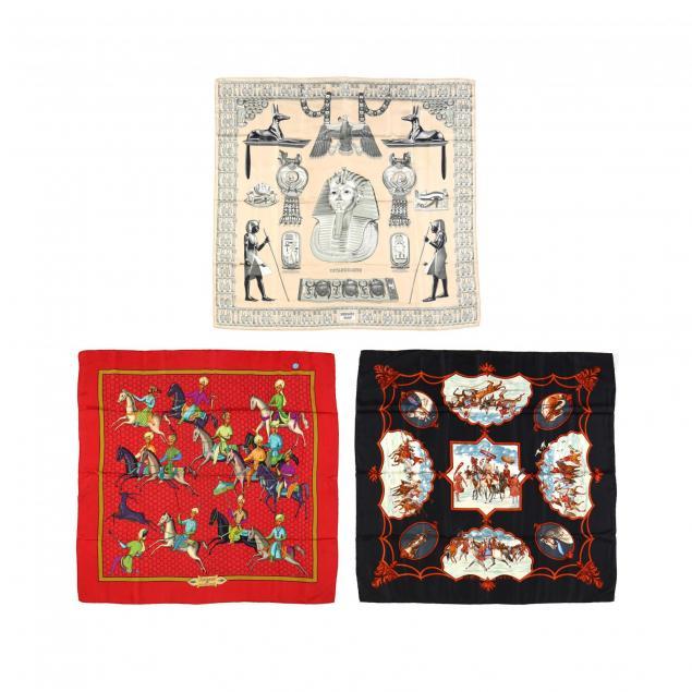 silk-scarves-with-orientalist-designs-hermes
