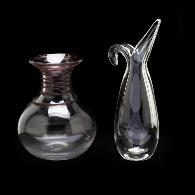 two-art-glass-vases-incl-steuben