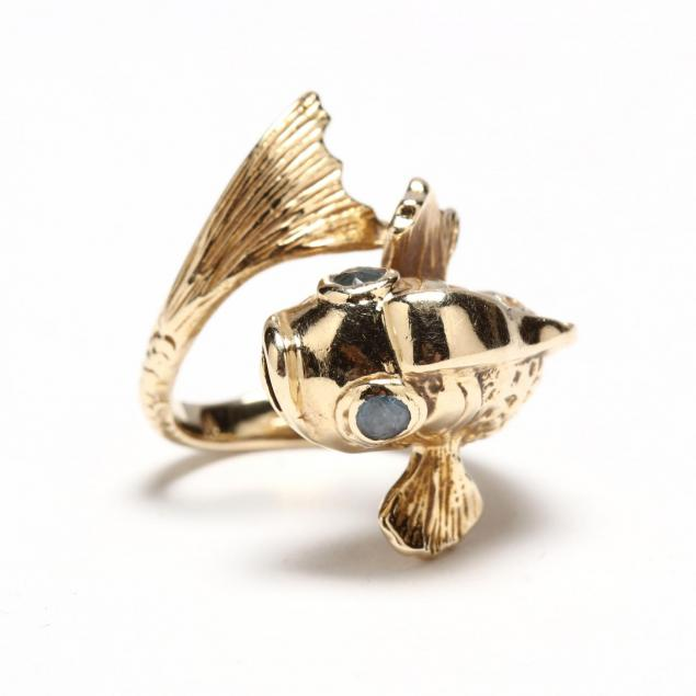 14kt-gold-dolphin-ring
