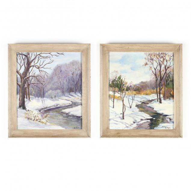 a-pair-of-pennsylvania-winter-landscape-paintings