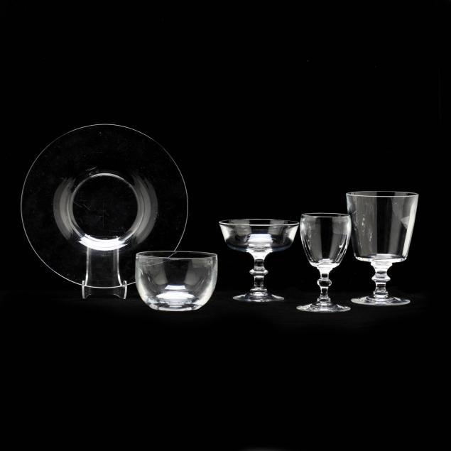 55-pc-steuben-crystal-tablewares