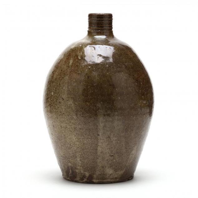 western-nc-pottery-jug-daniel-haynes-lincoln-county