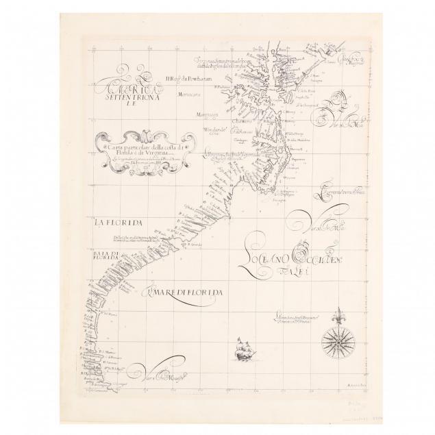 dudley-robert-i-carta-particolare-della-costa-di-florida-e-di-virginia-i