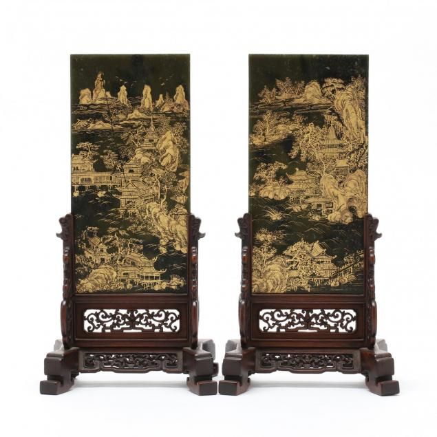 a-pair-of-gilt-painted-spinach-jade-table-screens