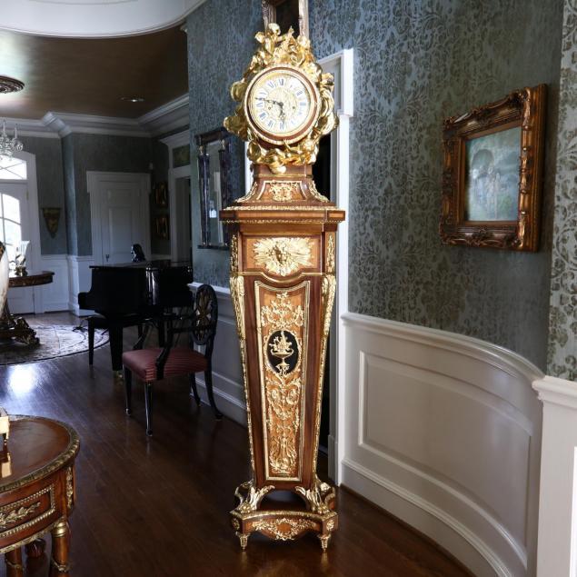 louis-xv-style-gilt-tall-case-clock
