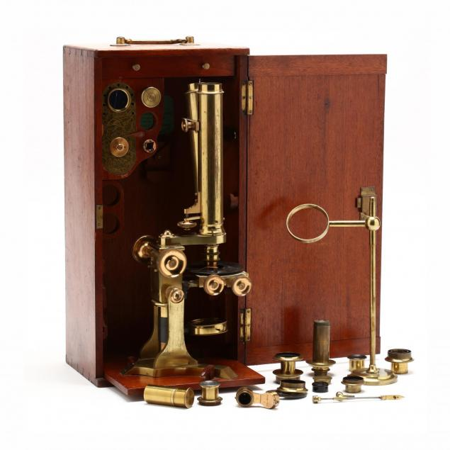 english-brass-binocular-microscope-by-newton-co