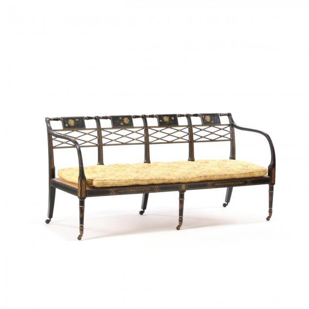 regency-painted-caned-settee