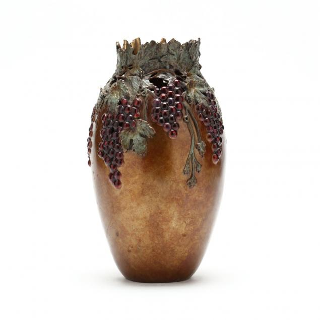 carol-alleman-pa-az-i-vino-veritas-i-i-bronze-sculptural-vase