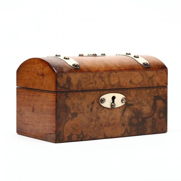 antique-english-burlwood-tea-caddy
