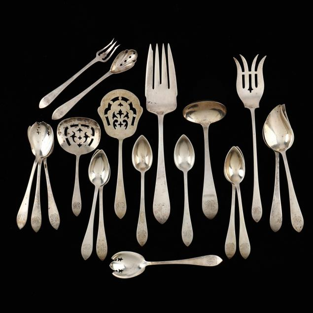 a-group-of-dominick-haff-pointed-antique-flatware