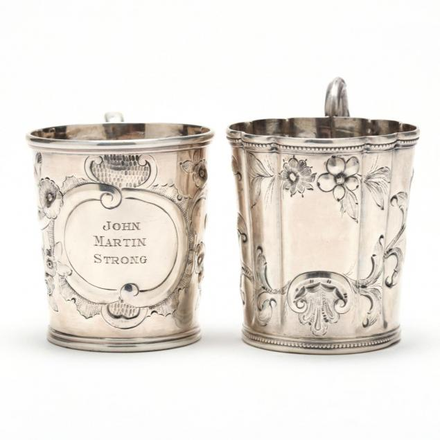 two-american-coin-silver-cups