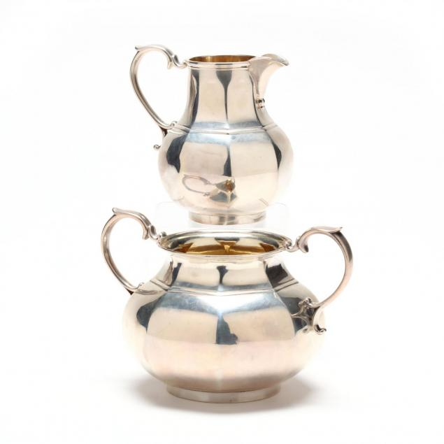 victorian-silver-cream-pitcher-and-sugar-bowl