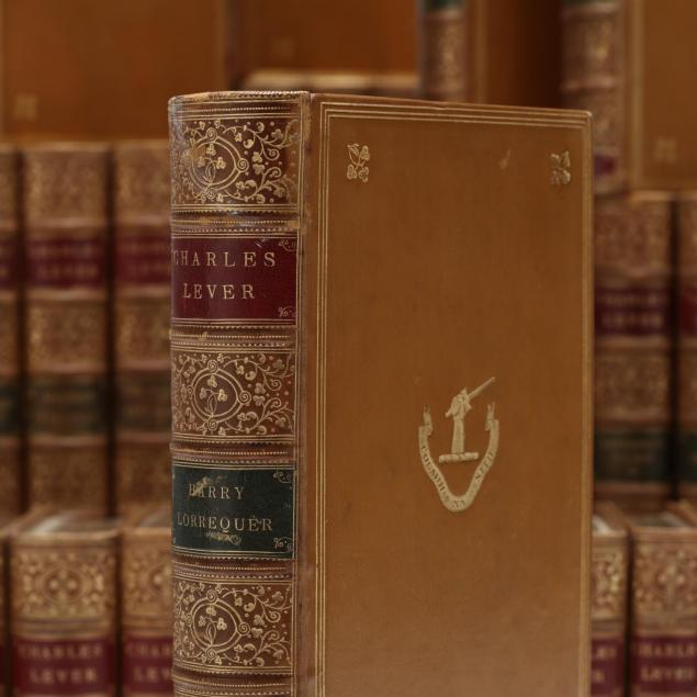 i-the-novels-of-charles-lever-edited-by-his-daughter-i