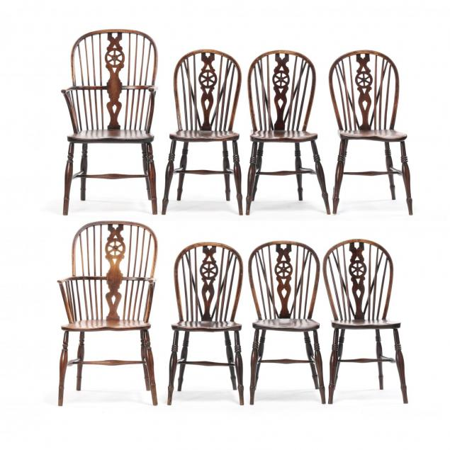 set-of-eight-english-wheel-back-windsor-chairs