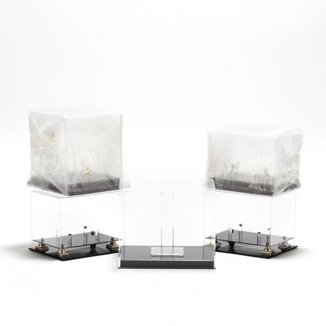 group-of-five-large-acrylic-display-cases