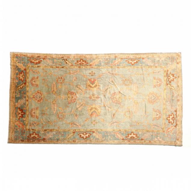 oushak-carpet