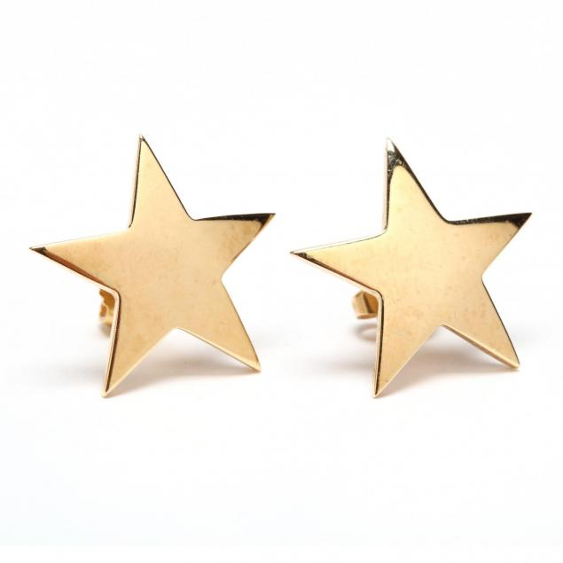 14kt-gold-star-stud-earrings