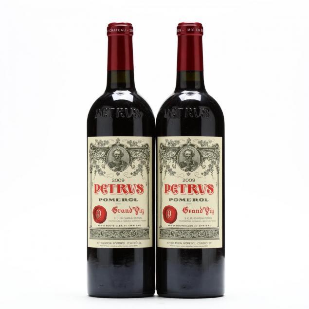 chateau-petrus-vintage-2009
