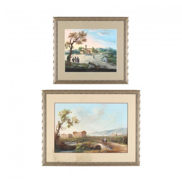 two-neapolitan-school-paintings-19th-century