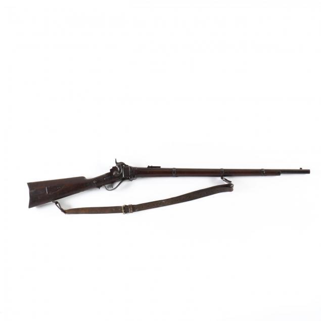 sharps-new-model-1863-military-rifle