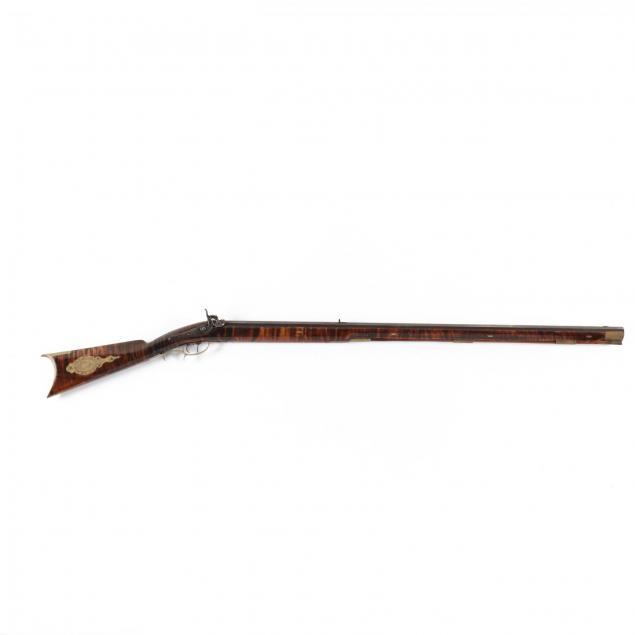 signed-fleeger-pennsylvania-percussion-long-rifle