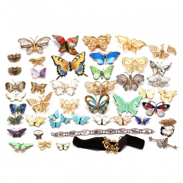 a-group-of-butterfly-theme-jewelry