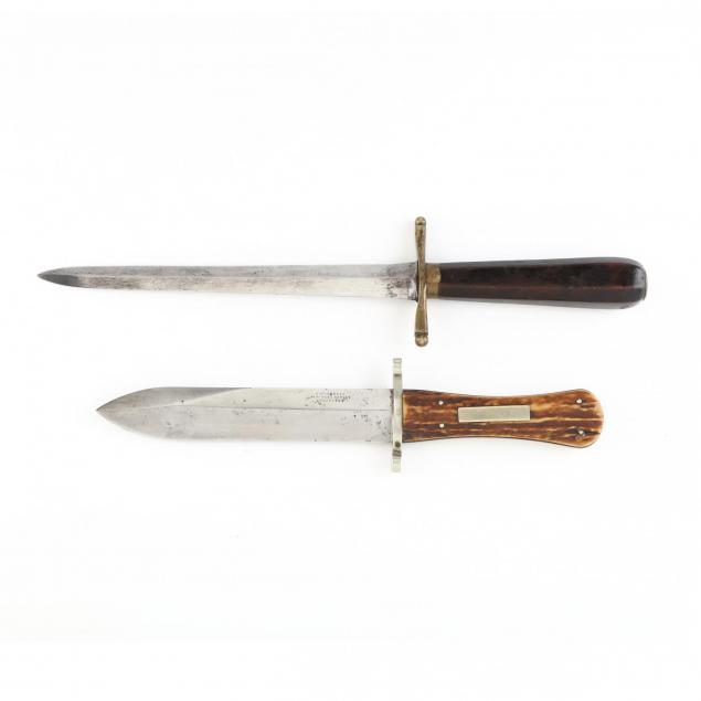 two-mid-19th-century-fighting-knives