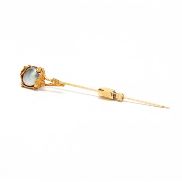 gold-and-pearl-stick-pin