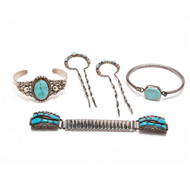 southwestern-silver-jewelry