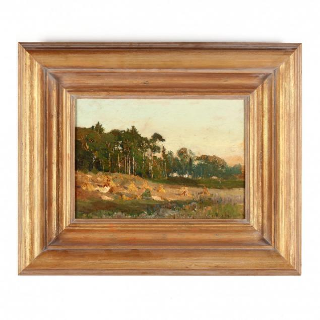 eugene-leslie-smythe-american-1857-1932-i-new-hampshire-wood-edge-i