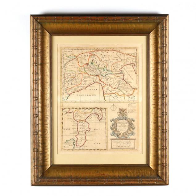 wells-edward-i-a-new-map-of-gallia-cisalpina-graceia-magna-i