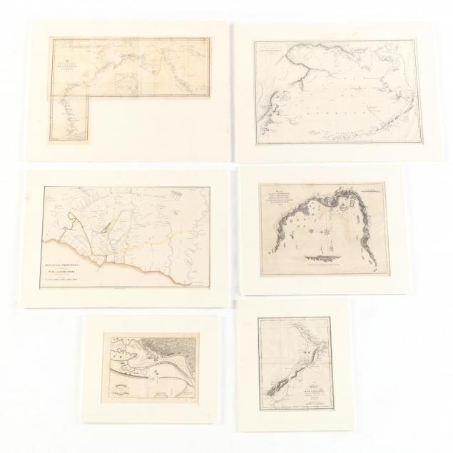 six-18th-and-early-19th-century-nautical-maps