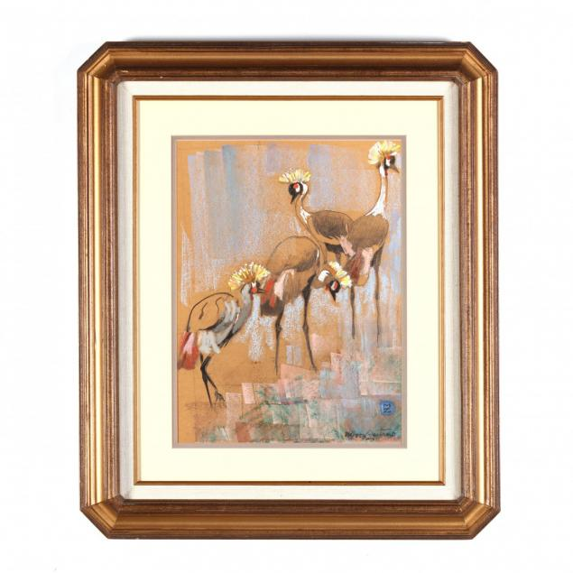 countess-marianne-von-zastrow-20th-c-birds-of-paradise