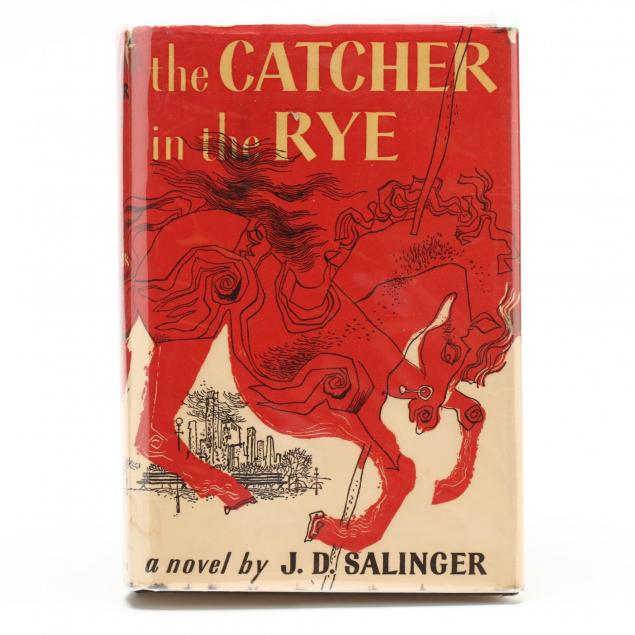 salinger-j-d-i-catcher-in-the-rye-i-first-edition