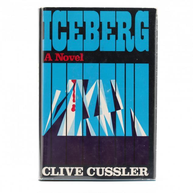 cussler-clive-i-iceberg-i-first-edition