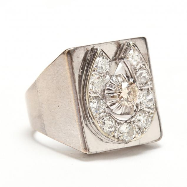 gent-s-14kt-white-gold-and-diamond-ring