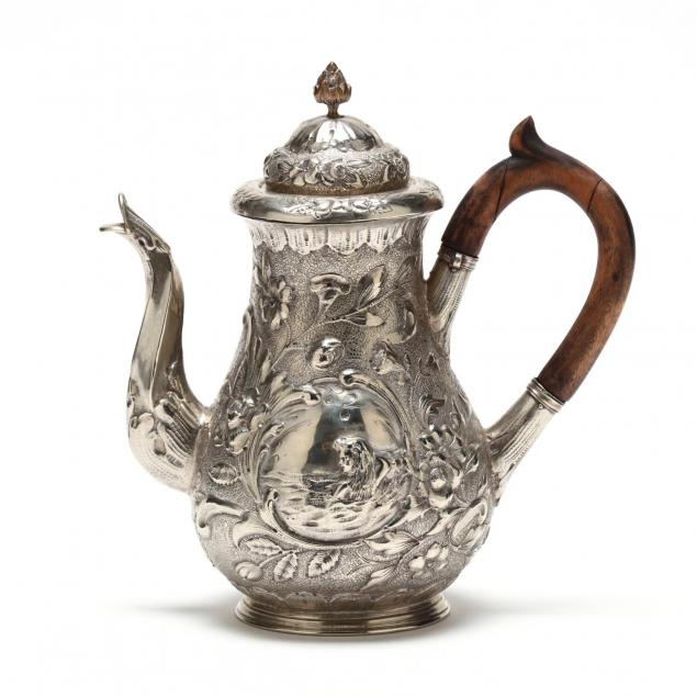 a-continental-silver-repousse-coffee-pot