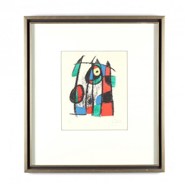 joan-miro-spanish-1893-1983-i-lithograph-ii-mourlot-1043-i