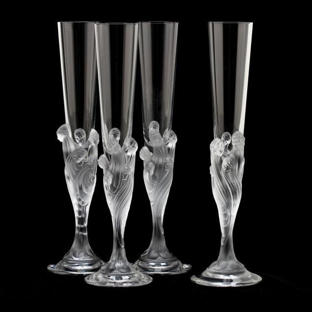 set-of-four-erte-majestique-champagne-flutes