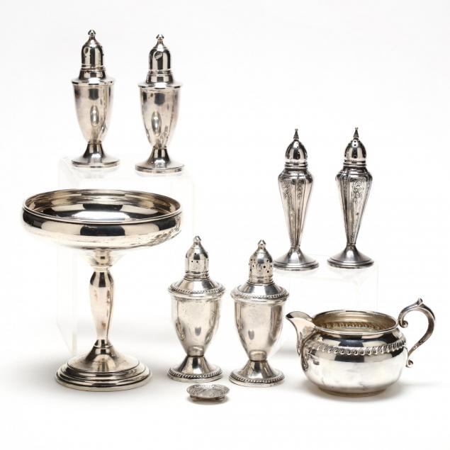 group-of-sterling-silver