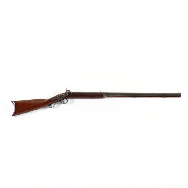 rare-w-roberts-dated-percussion-rifle
