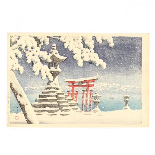i-snow-at-itsukushima-i-by-hasui-kawase-japanese-1883-1957