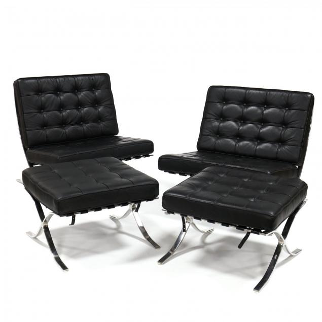 after-mies-van-der-rohe-pair-of-barcelona-chairs-and-ottomans