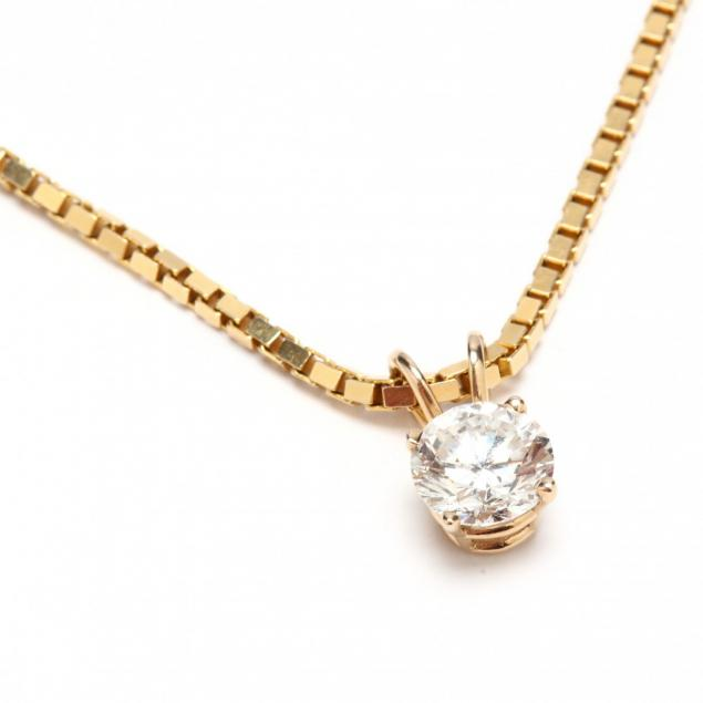14kt-gold-and-diamond-pendant-necklace