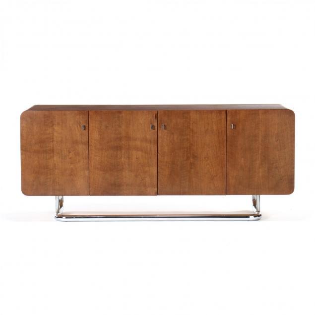 milo-baughmann-for-founders-modernist-sideboard