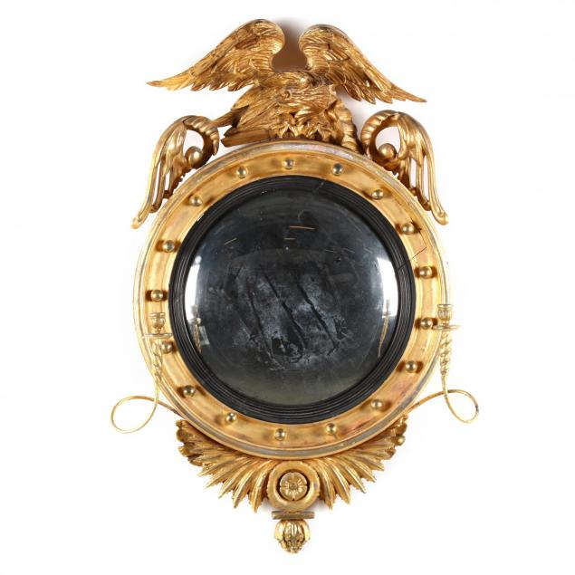 federal-carved-and-gilt-girondole-mirror