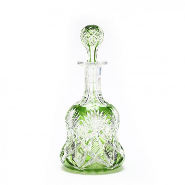 dorflinger-emerald-cut-to-clear-scent-bottle